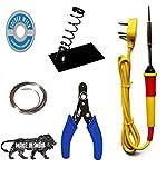 SOLDERING IRON KIT soldering iron wire stripper