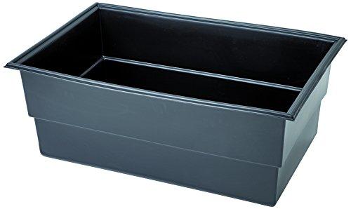 OASE 50760 Teichschale PE 1150 x 750 x 450 mm | Teichbau | Kunststoffbecken | Gartenteich | Fertigteich | Teichwanne