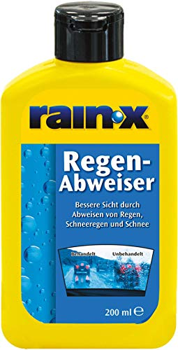 Rain-X R26014, Deflector de lluvia, original, ventana de coche, baño, coche, 200 ml