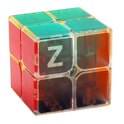 RENFEIYUAN Bastante Transparente 2x2x2 mA Juguete Educativo 3D Profesional para Adultos o...