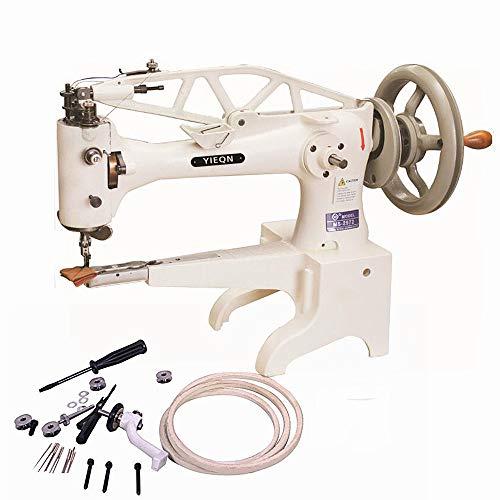 YaeTek Hand Cobbler Shoe Repair Machine Dual Cotton Nylon Line ...