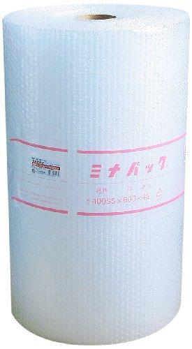 包装緩衝材 エアークッション #400SS 巾600mm×全長42m
