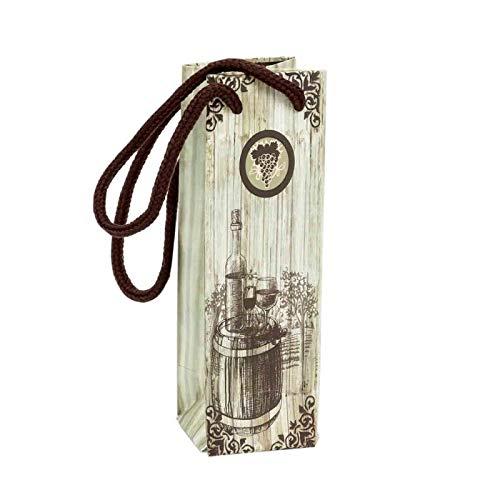 BodasOutlet Caja Carton Botella Vino