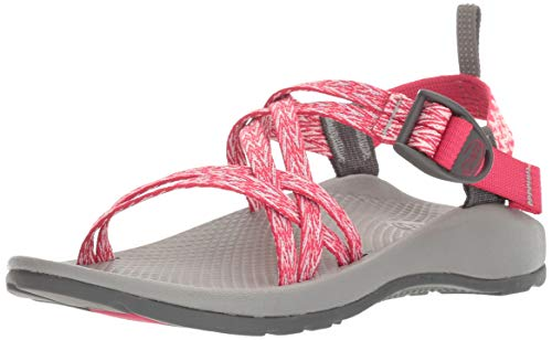 Chaco Girls' ZX1 Ecotread Sandal, Rend Pink, 5 M US Big Kid