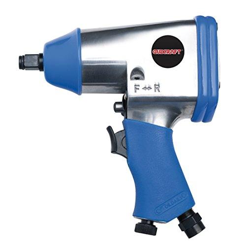 """Chave de impacto, Eda, 8SU, Azul e Prateado, 1/2"""" 7. 000 RPM"""
