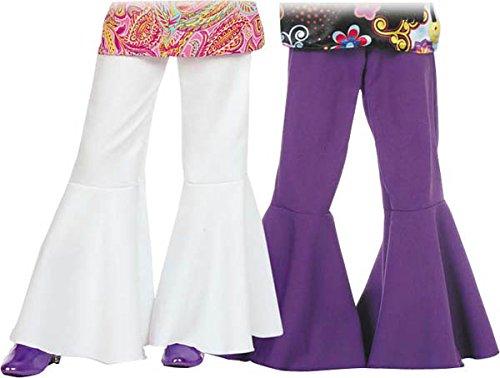 Wilbers - Cs883118/128 - Pantalon Blanc Mixte Patte Def Elastique Taille 128 Cm