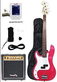 $390 » Bass Guitar Starter Kit - Pink