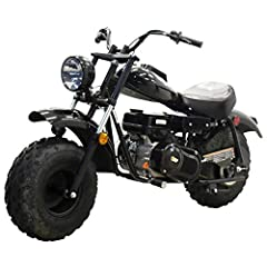 FOR KIDS AND ADULTS: M Massimo Motor Warrior200 mini bike is suitable for kids and adults with a great looking. This ensures a reliable and comfortable outdoor ride for your children. POWERFUL 200CC ENGINE: Our mini motor-bike is great quality and a ...