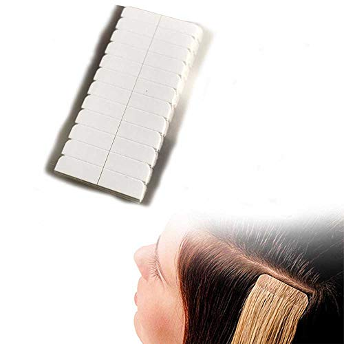 Wig Tape Double Sided Adhesive Tape for Hair Lace Front Wigs Hair Extensions and Hairpieces Invisible Bonding Glue Waterproof Super Strong Adhesive Ha
