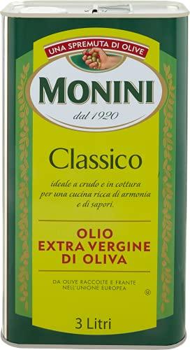 モニーニ エキストラバージンオリーブオイル 3L