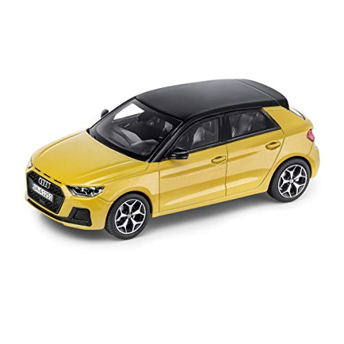 Audi collection 5011801032 Audi A1 Sportback 1:43 Phytongelb