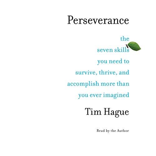 Perseverance audiobook cover art