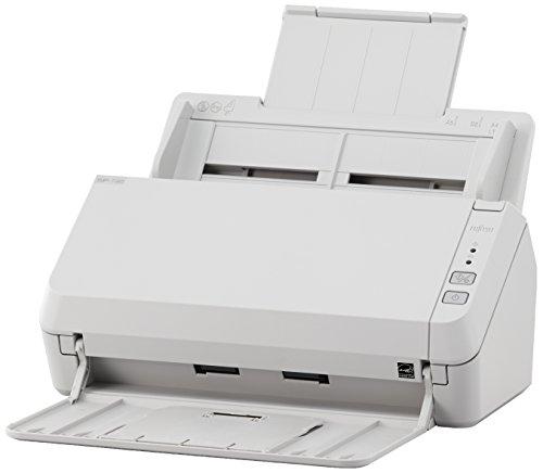 Fujitsu Scansnap SP-1120 - Escáner de Documentos (ADF, CMOS CIS, USB 2.0) Color Blanco
