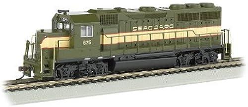 Bachmann Industries EMD GP40 DCC Equipped Locomotive Seaboard  626 HO Scale Train Car by Bachmann Trains