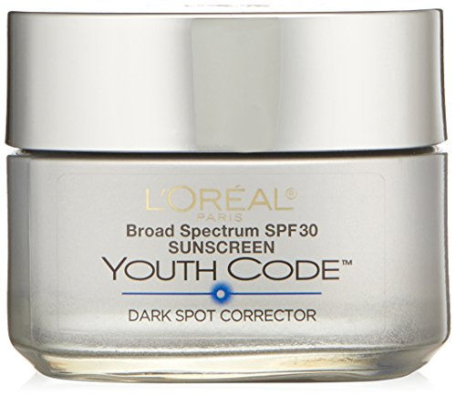 Youth Code Dark Spot Correcting, Illuminating Day Cream, SPF 30, 1.6 Ounce by Jubujub by Jubujub