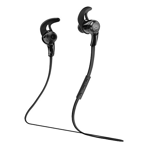 deleyCON SOUNDSTERS Sports Nano im Ohr Binaural Kabellos Schwarz Mobiles Headset - Mobile Headsets (Kabellos, im Ohr, Binaural, Im Ohr, Schwarz)