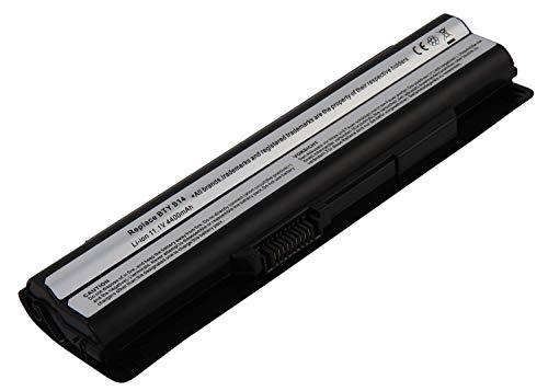 4400mAh Notebook Laptop Ersatz Akku Batterie für Medion Akoya E6313 P6512 Akoya Mini E1311 E1312 E1315 MD971017 MD97107 MD97125 MD97127 MD97164 MD97295 MD97411 MD97663 MD97690 MD97842 MD97931 MD97982
