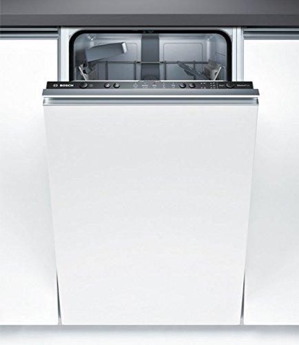 Bosch SPV25CX03E Serie 2 Geschirrspüler Vollintegriert / A+ / 45 cm / 220 kWh/Jahr / 9 MGD / SilencePlus / InfoLight / Extra Trocknen / VarioBesteckkorb