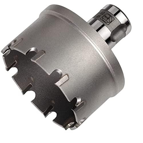 Fein 63131453010 - Sierra de corona de metal duro para tubos con alojamiento QuickIN Plus