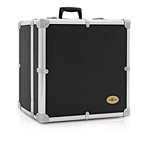 ABS-Akkordeonkoffer von Gear4music für Akkordeons mit 41 Tasten und 120 Bässen
