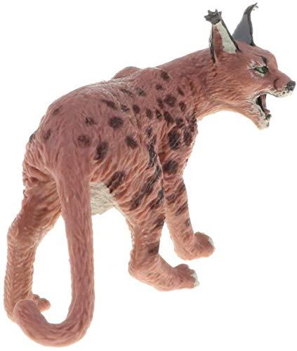 CWT Spielzeug Toy wild/Bauernhof Tiermodelle Spielzeug Simulation Leptailurus Serval Tiere Action-Figur Modell...