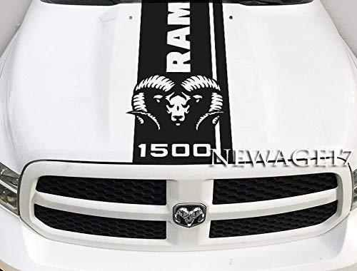 dodge ram decals for trucks hoods - 3