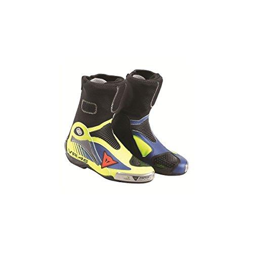 Dainese Botas axial Pro en D1Réplica Valentino Rossi VR|46Amarillo/Azul