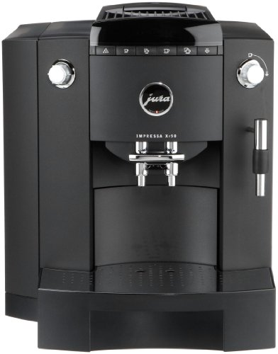 Jura Impressa - Cafetera automática, color negro
