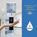 Zoom IMG-2 dispenser gel disinfettante mani gocciasana