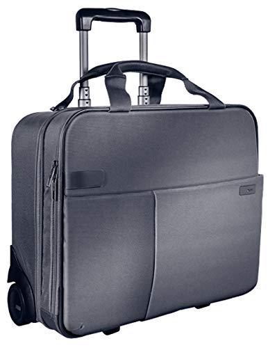 LEITZ - Trolley Bag Smart Complete Traveller Laptop/Storage Bag - Grey