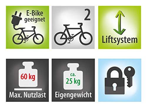 Eufab Bike Lift - 16