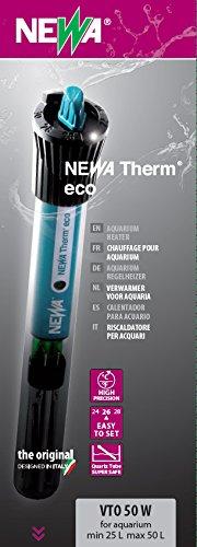 Unbekannt NEWA kombiniert Eco Thermometer für Aquarien 50W