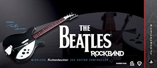 Rock Band Beatles Wireless Ric [Edizione: Germania]