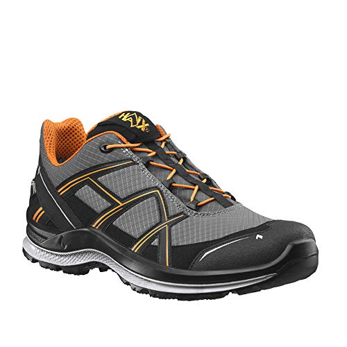 Haix Black Eagle Adventure 2.1 GTX Low/Stone-orange Funktionaler Freizeitschuh mit Gore-TEX. 44