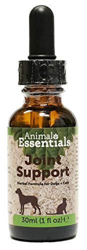 Animal Essentials Joint Support Herbal Tincture For Dogs & Cats | Promotes Joint Mobility | Supports Healthy Liver Function | Contains Extracts Designed To Relieve Stiff & Swollen Joints | 30ml