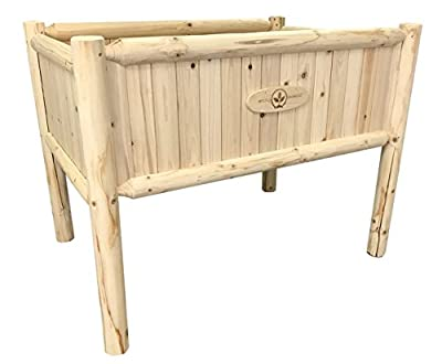 Raised Bed Garden Planter for Elevated Vegetable Box Growing by Boldly Growing