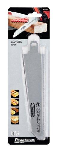 Piranha HCS Scorpion handzaagblad (AutoSelect, 239 mm zaaglengte, geschikt voor EU90K, voor hout) X29962
