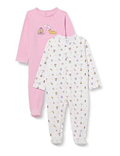 ZIPPY ZBGP06_487_4 Pajama Set, Multicolor, 12 Meses Baby-Girls