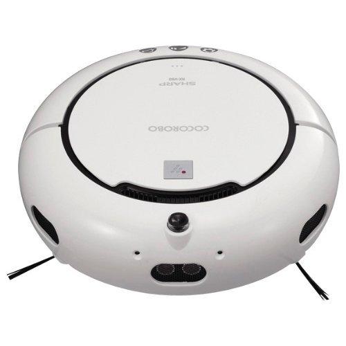 シャープ プラズマクラスター搭載 ロボット家電 COCOROBO コンパクトタイプ RX-V60-W