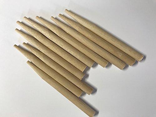 10 Stück Heuharkenzinken L x Ø: 13 x 1,1 cm Zinken für Heuharken (Zinke, Zinken,Heuharkenzinken, Heuharkenzinke für Heuharke) Rechen Garten Beet Heu