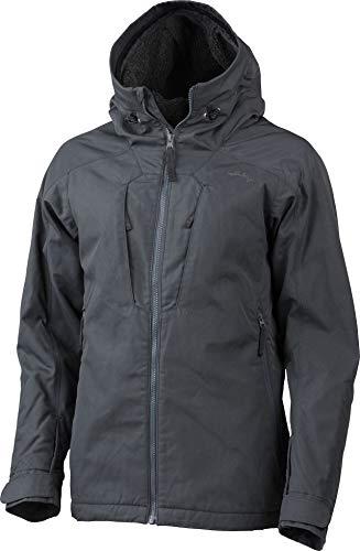 Lundhags Habe Pile Jacket Women - Charcoal