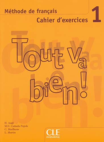 Price comparison product image Tout Va Bien! Level 1 Workbook with CD (French Edition)