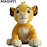 EASTVAPS 26cm Simba Lion Roi Jouets en Peluche Simba Stuffed Animaux poupée pour Enfants