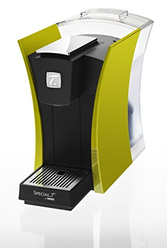 Nestle カプセル式ティーマシン SPECIAL.T ジャパニーズグリーン ST9662.62GR