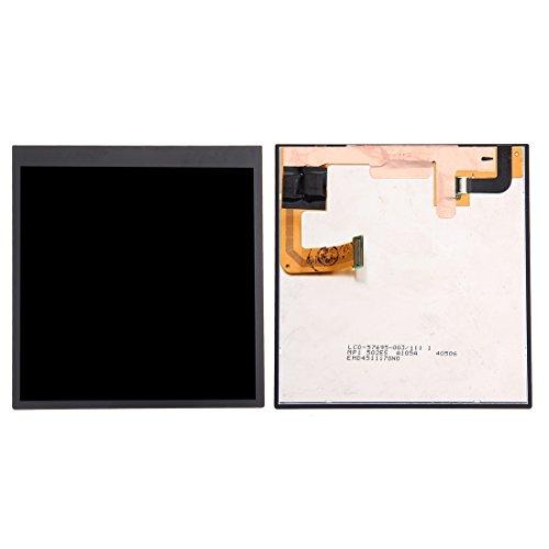 No Logo Piezas de Recambio Compatible con Blackberry Passport Silver Edition Pantalla LCD + Asamblea de digitalizador de Pantalla táctil para los teléfonos móviles