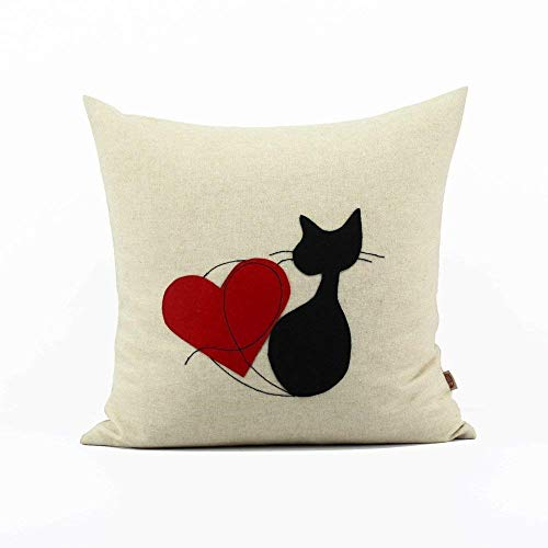 Cat Pillowcase,Cat pillow,Cat lover