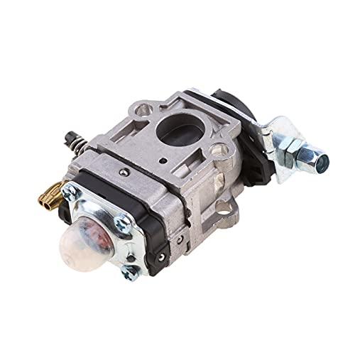 XNSCL Kit de montaje de carburador de 15 mm para 49 cc 2 tiempos motor de bolsillo Chopper Dirt Bikes ATV Carb repuestos