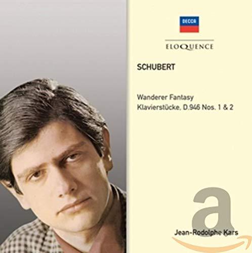 Schubert: Wanderer-Fantasy; Klavierstucke