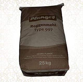 Roggenmehl Plange 997 - 25 Kg