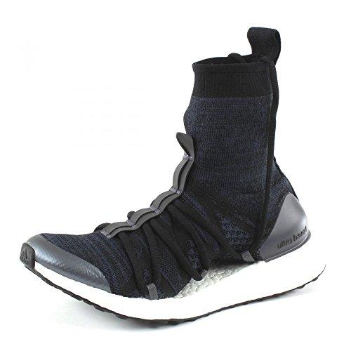 Adidas Ultraboost X Mid, Zapatillas de Deporte Mujer, Negro (Negbas/Grinoc/Ngtste 000), 38 EU